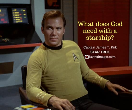 star trek captain kirk quotes