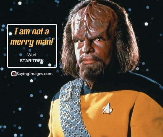 star trek quotes worf
