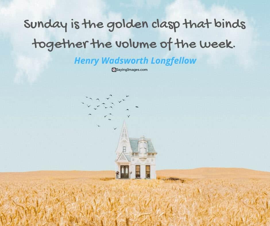 sunday clasp quotes