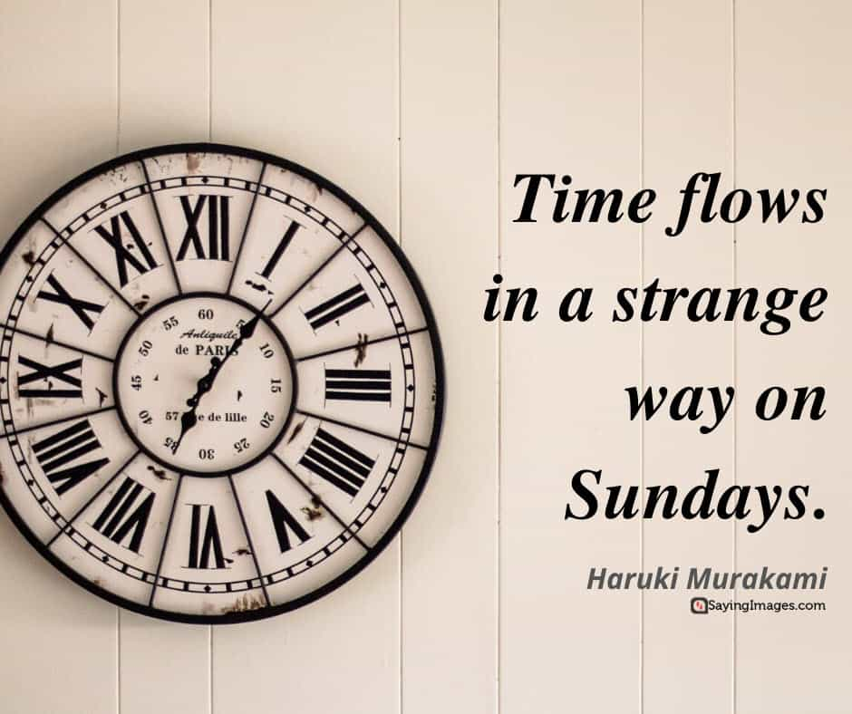 sunday time quotes