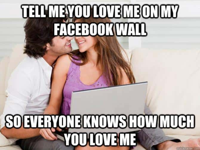 Very Funny Memes Facebook : Number of single girls funny memes about being single