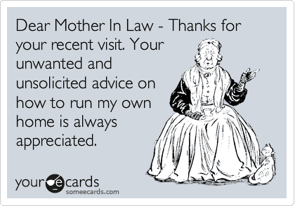 20 Awfully Funny Mother In Law Memes   SayingImages.com