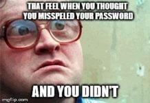 password memes
