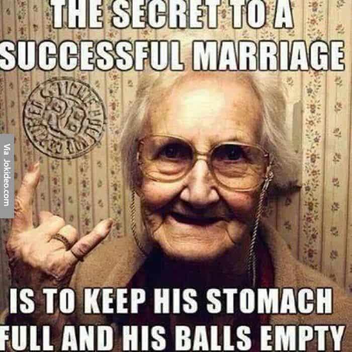 Married Meme