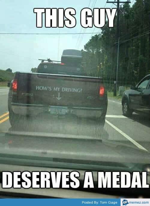 20 Most Hilarious Driving Memes   SayingImages.com