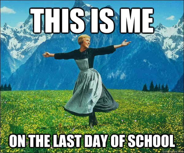 20 Best Memes About The Last Day Of School Sayingimages Com