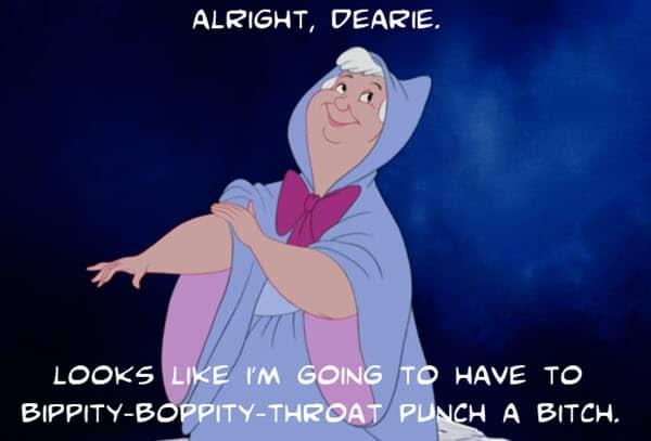 throat punch alright drearie meme