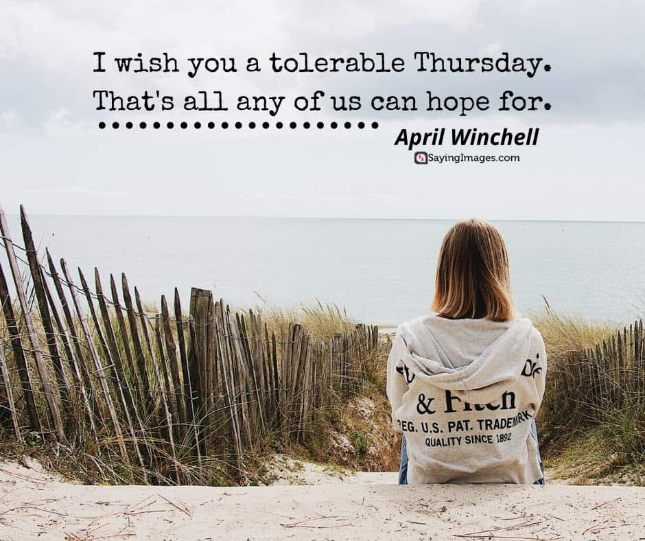 thursday hope quotes