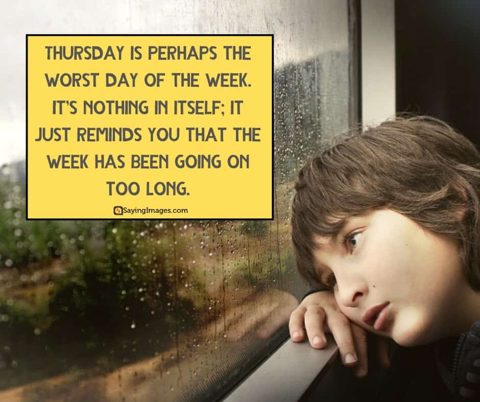 thursday worst quotes