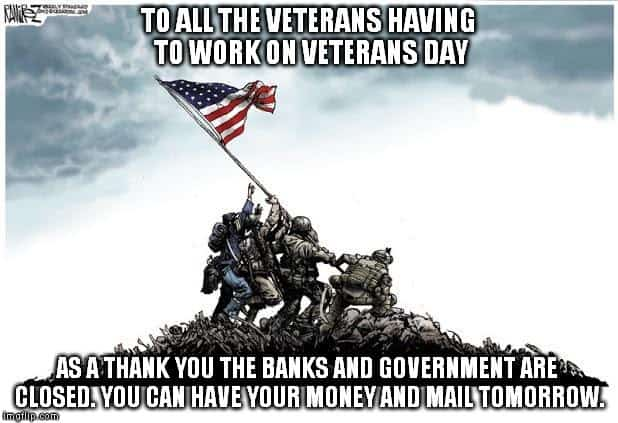 20 Best Veterans Day Memes Sayingimagescom
