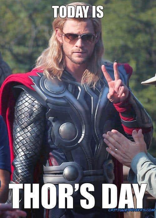 18 Thor Memes Thatll Make Every Fan Laugh Hard Sayingimagescom