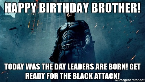 20 Birthday Memes For Your Brother | SayingImages.com