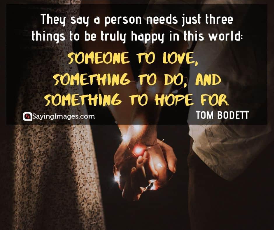 tom bodett hope quotes