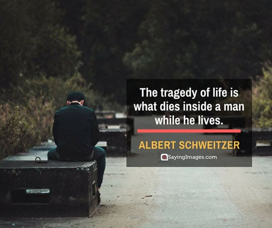 tragedy quote