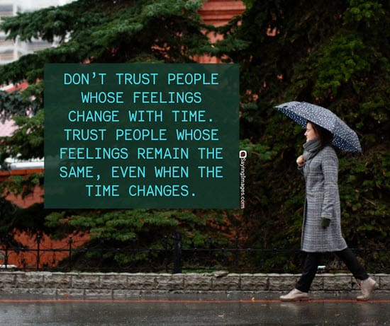 trust people quotes