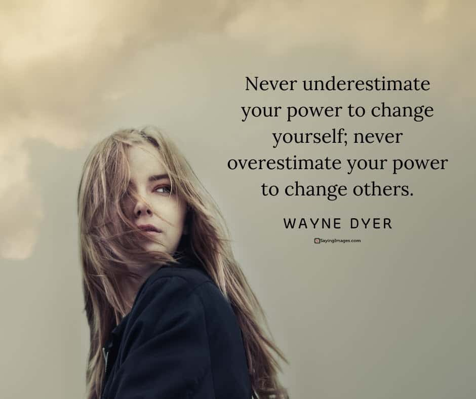 underestimate change quotes