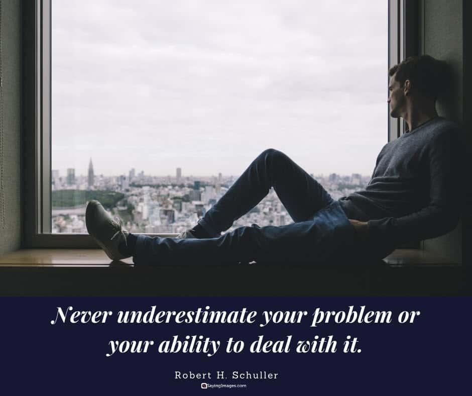 underestimate problem quotes