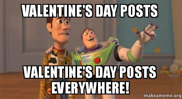 warming up for tonight meme valentines day - 20 Funny Valentine s Day Memes For Singles
