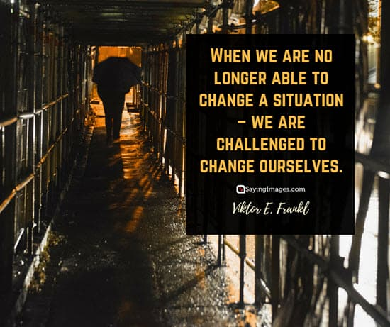 viktor frankl change quotes