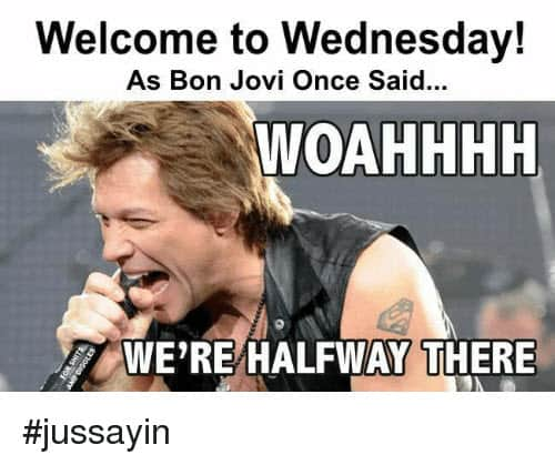 welcome to wednesday meme