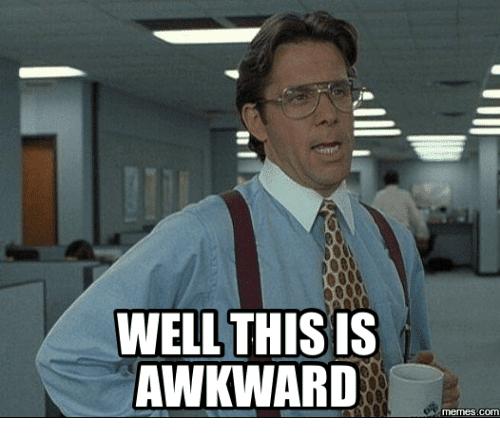 flirting meme awkward face meme images png