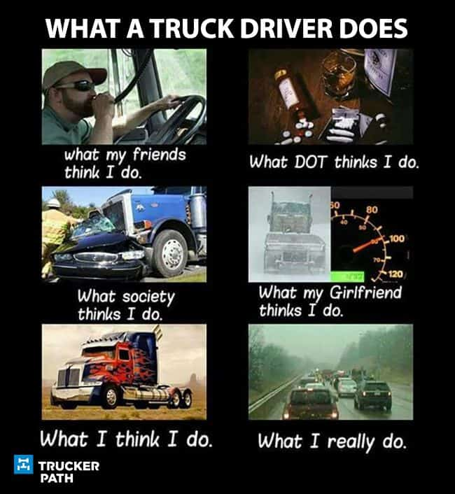 15 Truck Driver Memes That Ll Fill Your Day With Humor