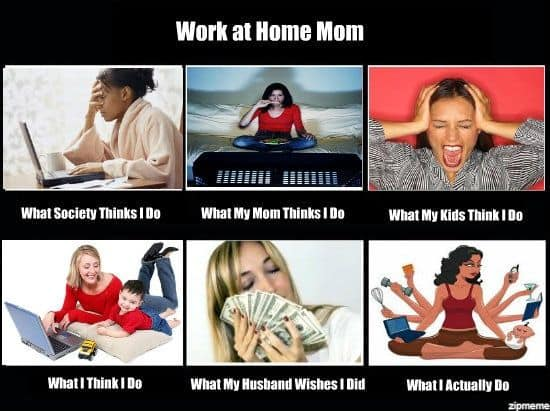 18 Working From Home Memes That Perfectly Sum It Up Sayingimages Com