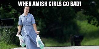 amish meme