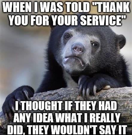 Humor Happy Veterans Day Meme