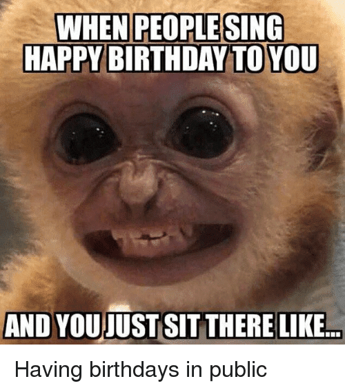Funny Happy Birthday Meme For Her : Incredibly funny birthday memes sayingimages