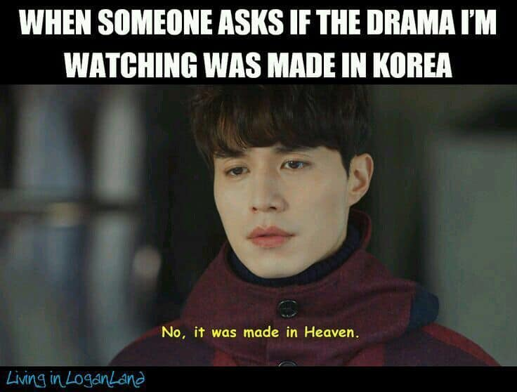 20 Relatable Kdrama Memes For Korean Drama Fans Sayingimages Com
