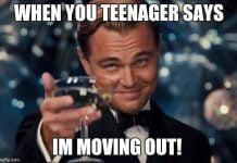 teenager meme