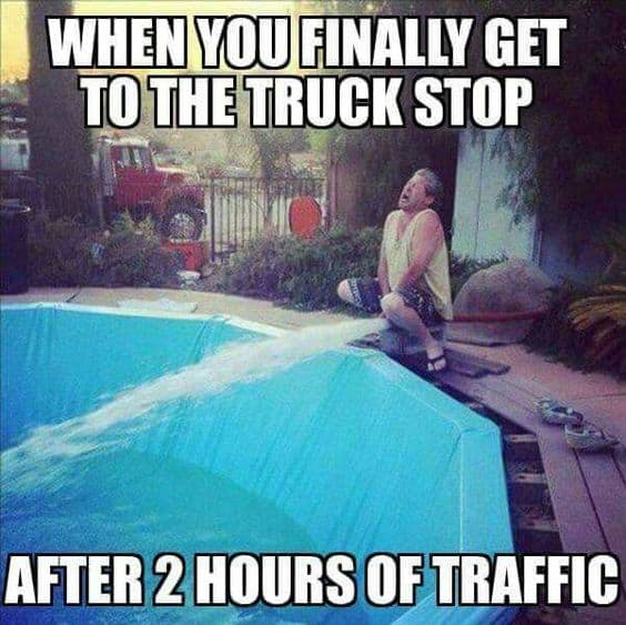 15 Truck Driver Memes Thatll Fill Your Day With Humor
