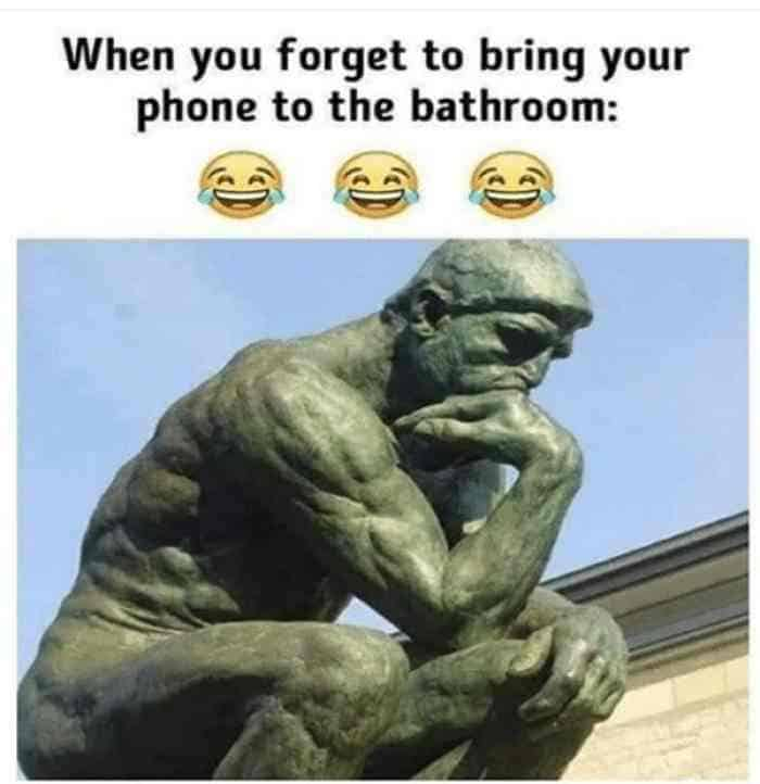 20 Hilarious Bathroom Memes That Are Awkwardly True ...