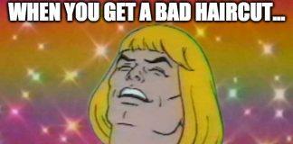 bad haircut meme