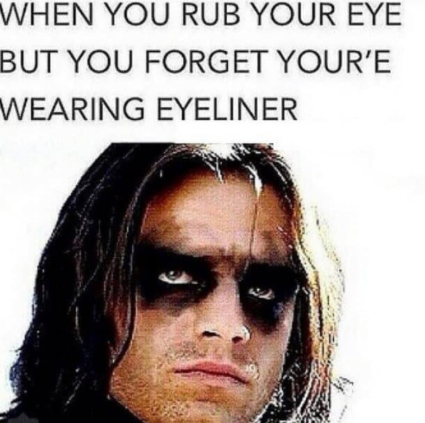 30 Hilarious Makeup Memes That Are Way Too Real