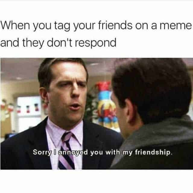 25 Friend Memes That Are Trending All Over The Internet ...