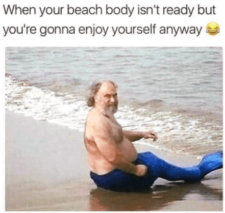 20 Relatable Beach Memes For The Summer Sayingimages Com