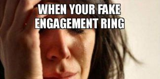 engagement meme