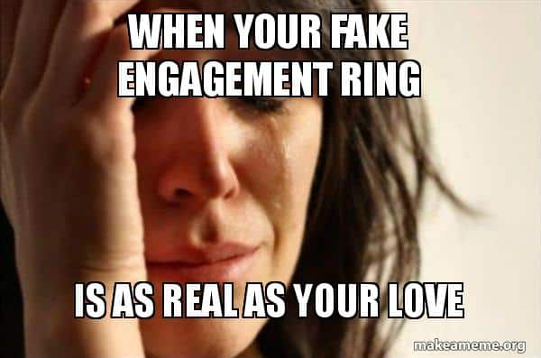 Funny Jewelry Meme : Funny engagement memes that tells how it really feels to be