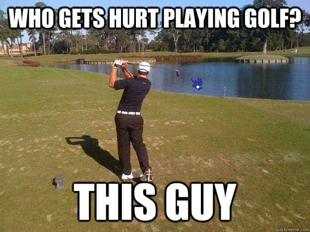 16 Golf Memes That'll Make Your Day | SayingImages com