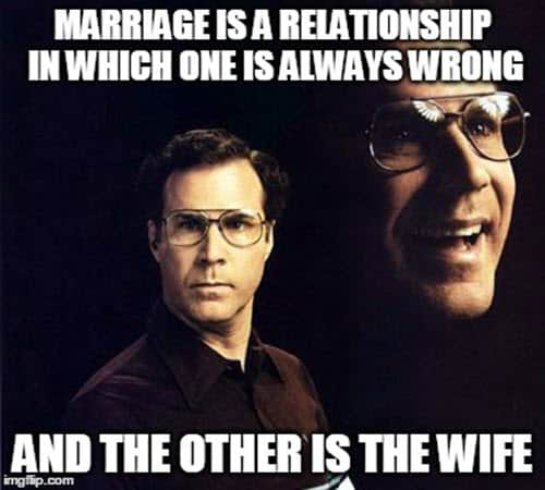 wife marriage memes