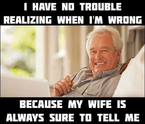 wife wrong memes