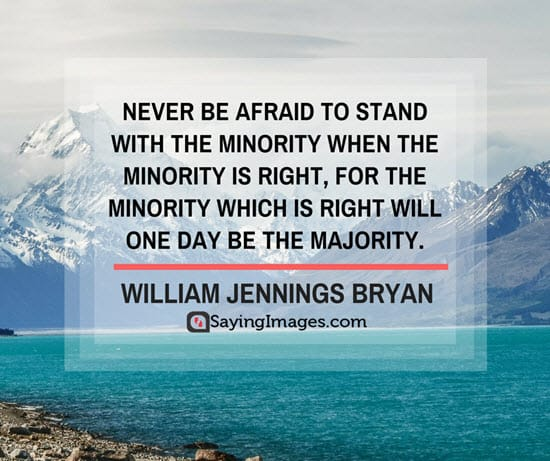 william jennings bryan stand up quotes