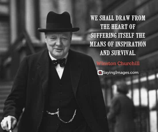 winston churchill cancer quotes