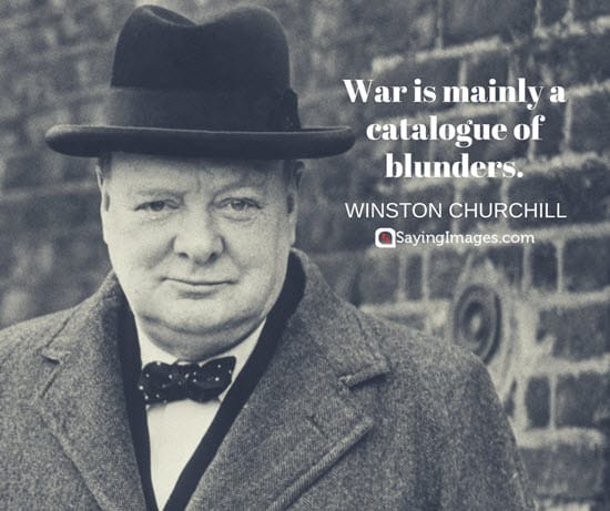 winston churchill war quotes