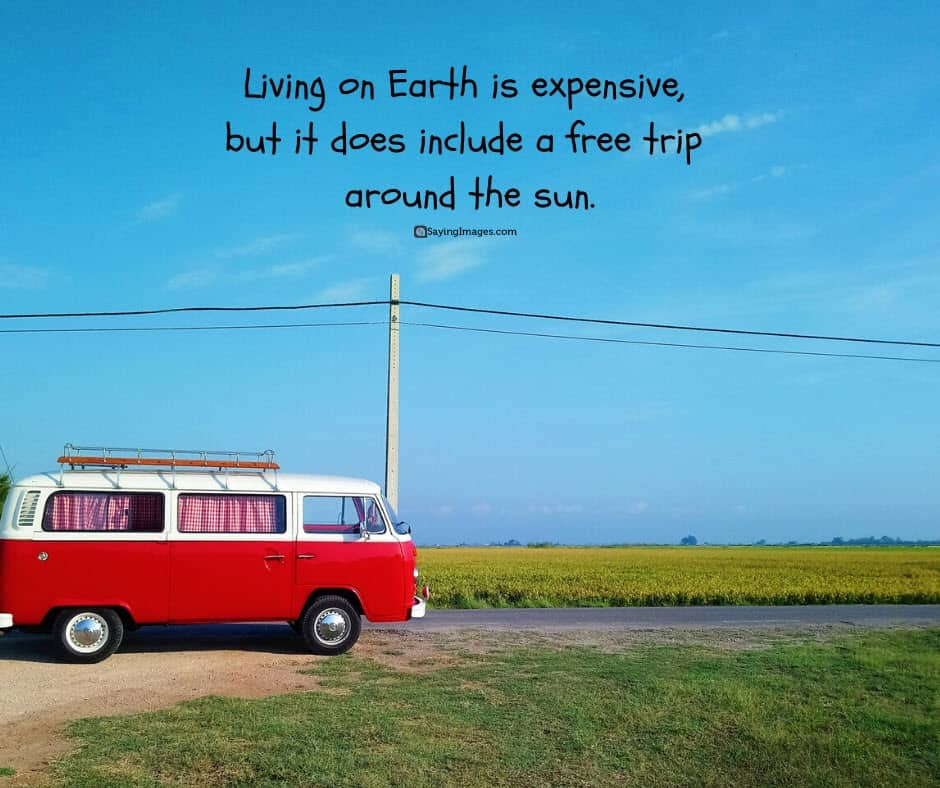 witty clever earth quotes