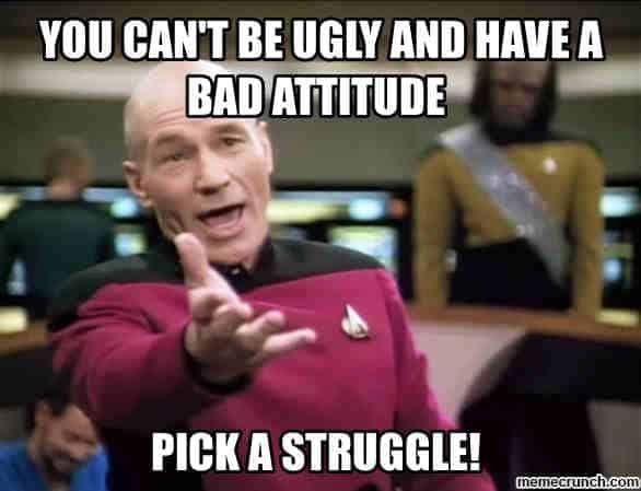 Funny Meme Ugly Girl : Image result for thots be like memes meme life