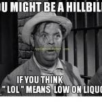 hillbilly meme