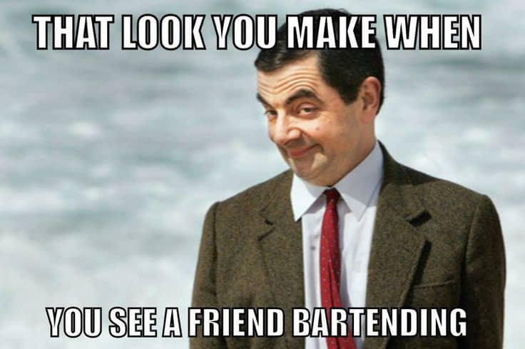 15 Bartender Memes That Are Purely Hilarious Sayingimages Com